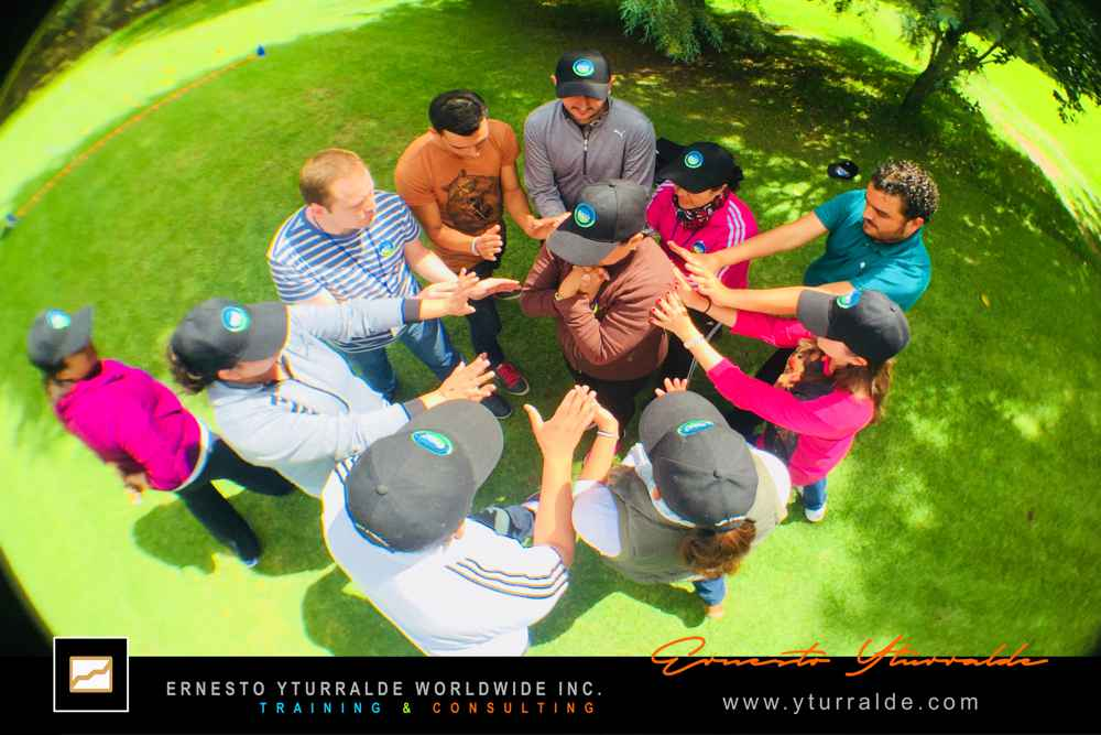 Puerto Rico Outdoor Training by Ernesto Yturralde Worldwide Inc.